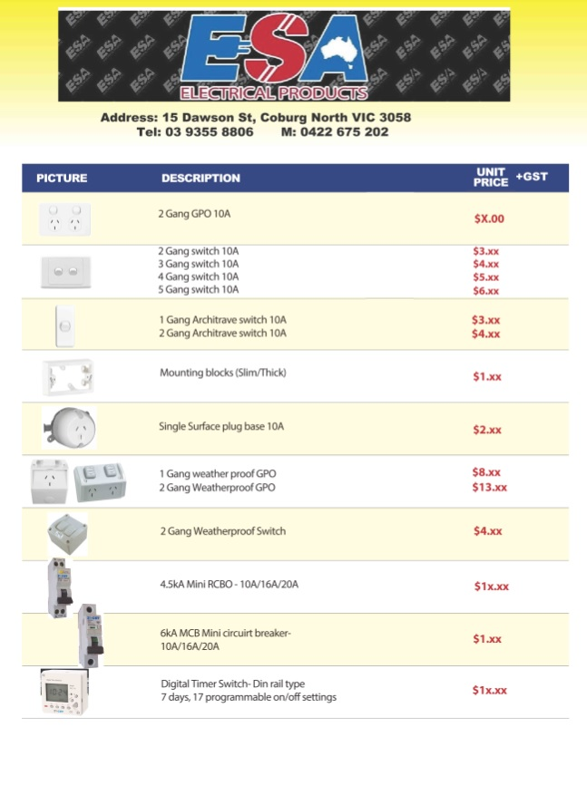 1608- Electrical Products-web page